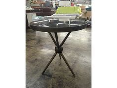 """$225.00 Clearance Item from WES.  This would be just for the base.  We could add a 32"""" stone top for about $800.00"""