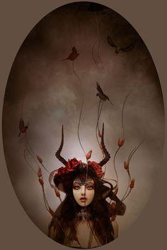 ✯ Artist Natalie Shau ✯