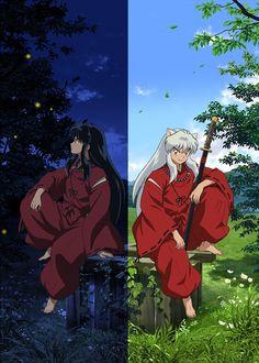 M Anime, Fanarts Anime, Otaku Anime, Anime Love, Kawaii Anime, Anime Guys, Anime Characters, Anime Art, Inuyasha Fan Art