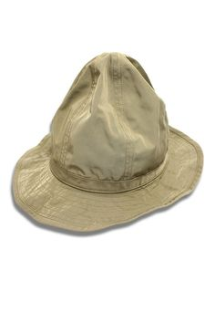 clash mountain hat  (beige) | ArchiTailor