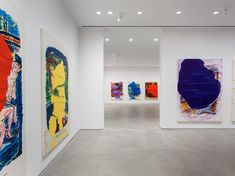 Gladstone Gallery specializes in modern and contemporary art with locations in New York and Brussels. Space Gallery, York Art Gallery, City Gallery, Museum Art Gallery, Exhibition Space, Museum Exhibition, Art Museum, Contemporary Art, Modern Art