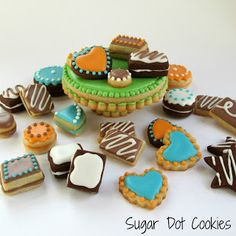 sugar fairy sweet: Summer Cookie Decorating Class in Frederick, MD