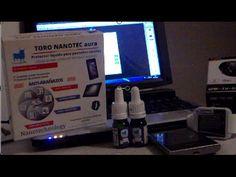 Sorteo Internacional: Gánate un protector de pantalla liquido TORONANOTEC aura...