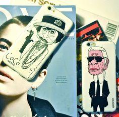 """""""Una moda che non raggiunge le strade non è moda."""" Coco Chanel  #gusciostore #itsmyguscio #Guscio #madeinitaly #italiansdoitbetter  #mood #fashion #Coco #Karl"""