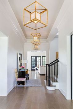 entryway // Brass lanterns                                                                                                                                                                                 More
