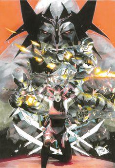 Fantomex: Uncanny X-Force by Clay Mann