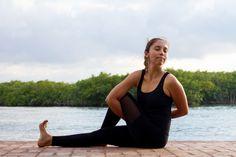 Sesiones Fotográficas. Riviera Maya. Cancún. Yoga photo shootings.