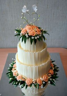 Russian wedding cakes