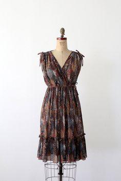 vintage 70s dress / Vintage Phase II Dress by 86Vintage86 on Etsy, $250.00