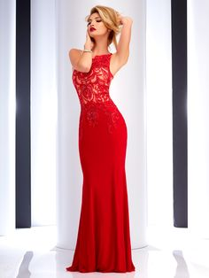 Clarisse 2746 Royal at Rsvp Prom and Pageant, your source for the Hottest 2016 Prom and Pageant Dresses!