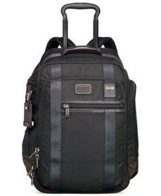 """Tumi Alpha Bravo Peterson 21"""" Rolling Backpack"""