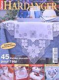 Magazine Diana N° 15 Hardanger<BR>45 modèles décoratifs pour l'été
