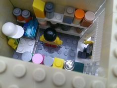 LEGO Shopping Mall, Health food shop | JANGBRiCKS