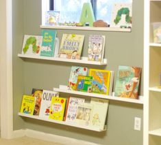 children book organization | ... kids books display kids library kids room ideas kids room organization