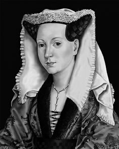 """Jaquetta of Luxemburg, Jaquetta Woodville mother of the """"White Queen."""""""