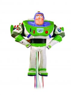 Buzz Lightyear Pull Party Pinata