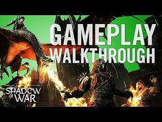 Middle-Earth: Shadow of War Escalates Mordor War With New War Gameplay