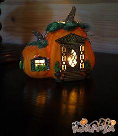 Halloween decoration outdoor/indoor - halloween koristeluita sisällä ja pihalla