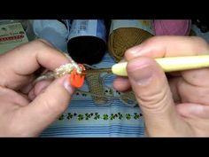 Boneca amigurumi...tutorial para iniciantes... créditos: Prasapporn Sukcharoensuk pat 1 - YouTube Youtube, Crochet, Base, Amigurumi Patterns, Crochet Slippers, Amigurumi Doll, Crochet Projects, Miniatures, Manualidades