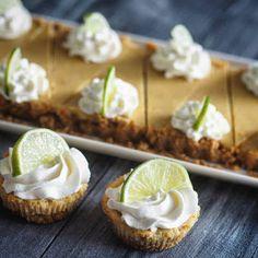 Vaniljaviettelys: Key lime pie / Limettipiiras