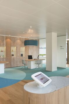 Triodos Bank's first physical branch | Work | Pinkeye designstudio #pinkeyedesign