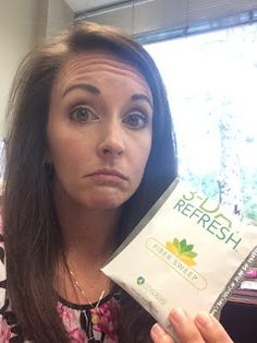 My 3-Day Refresh Review : Day 1 of the Beachbody Cleanse Program - How to Drink the Fiber Sweep