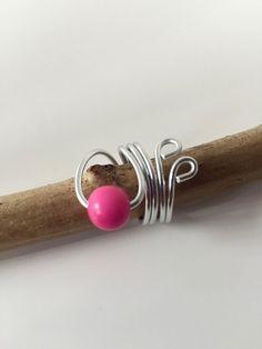 """Ringe - Tagua-Ring """"Pink"""" - ein Designerstück von phitolotta bei DaWanda"""