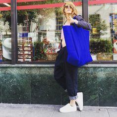 Cobalt oversize bag Sweet Revenge Revenge Fashion, Sweet Revenge, Bag Making, Cobalt, Bags, Clothes, Handbags, Outfits, Clothing