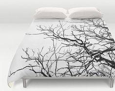 Original Duvet Cover Limb 2 Black And White Designer Art
