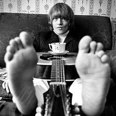 Brian Jones, Chelsea, summer 1965