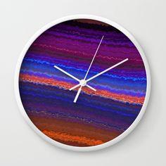 Darkness Falls Wall Clock