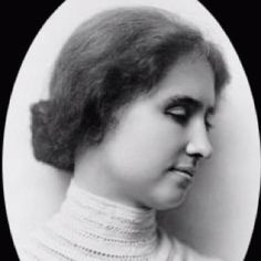 cause and effect of story of my life helen keller Helen keller, who was rendered deaf,  what effect does the last anecdote,  helen keller, the story of my life with her letters.