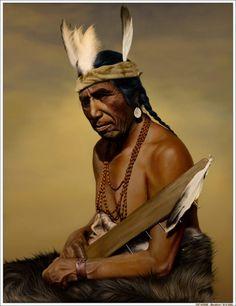 Blackfoot Native American