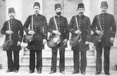 OTTOMAN POSTMEN Osmanlı Postacıları