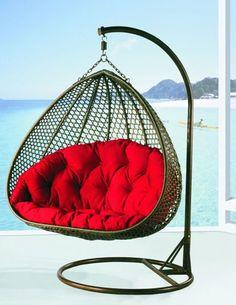 #Rattan hanging chair, #Baby Egg Chair, #Rattan Swing chair