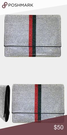 Wallet clasp metal Ma circus Red