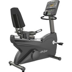 Life Fitness Integrity Series Recumbent Bike Review