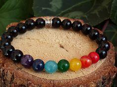 @KotanKoton — Chakra Bracelet, For Men, Meditation Bracelet,...