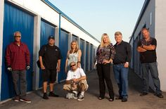 Storage Wars - love 'em and love to hate 'em