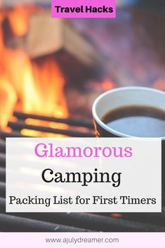 Glamping is the more glamorous version of camping and to be honest I prefer glamping to traditional camping. Like camping, glamping is a great way for a family to bond and make lasting memories. #glamping #packinglist #camping