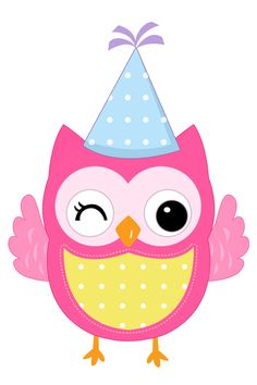 Dropbox - cherry Owl Themed Parties, Owl Birthday Parties, Owl Parties, Owl Clip Art, Owl Art, Owl Classroom, Classroom Decor, Kindergarten Classroom, Birthday Clipart
