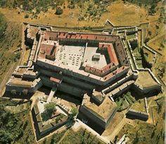 fort de Bellegarde au Perthus