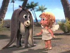 Nestor, The Long-Eared Donkey - Christmas Movie....I Love Nester the Long-Eared Christmas Donkey!!!! <3