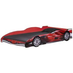 Jenson Racing Car Bed BedroomWorldcouk - Race car double bed