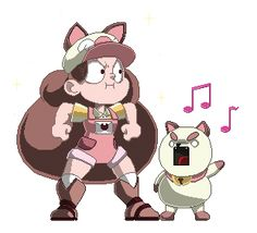 Bee and Puppycat by DukeStewart