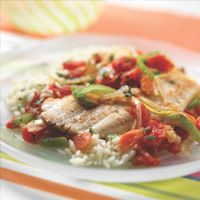 Creole Tilapia Recipe: inexpensive and healthy| Leisure Fitness Equipment