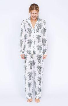 Desmond and Dempsey pajamas Womens Pyjama Sets e70ac4085