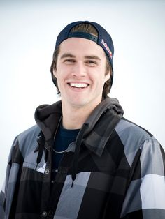 my new obsession,   Bobby Brown   Professional skier
