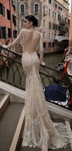 Imponenente de Blanco- Venecia