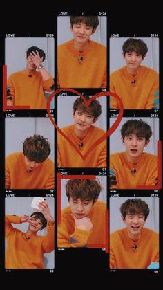 Chanyeol Cute, Park Chanyeol Exo, Baekhyun Chanyeol, D O Exo, Exo 12, Taeyong, Park Seo Joon, Exo Album, Exo Lockscreen